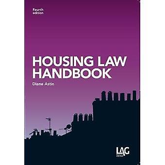 Housing Law Handbook by Diane Astin - 9781912273041 Book