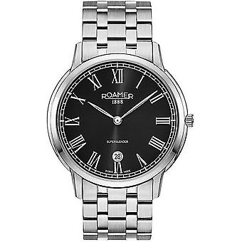 Roamer mens watch of classic Superslender gents 515810 41 52 50