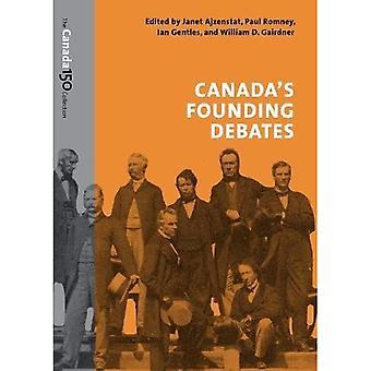 Debates de fundação do Canadá