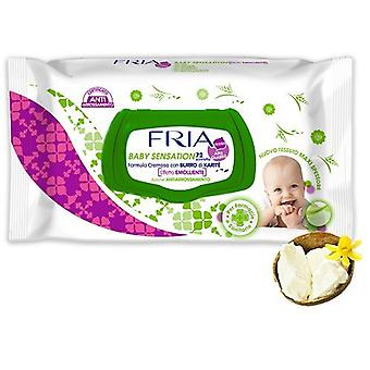 Fria Baby Sensation Emollient Wipes 72 units (Baby & Toddler , Diapering , Baby Wipes)