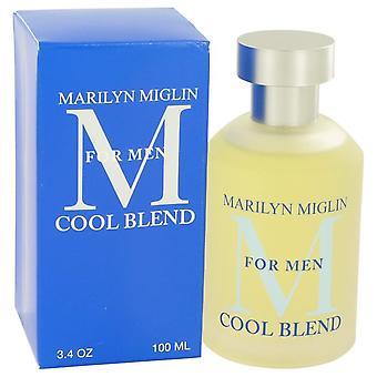 Marilyn Miglin Cool Blend Cologne Spray By Marilyn Miglin 3.4 oz Cologne Spray