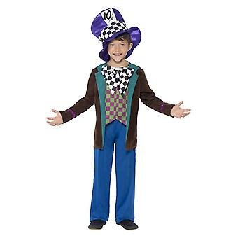 Drenge Deluxe Hatter Fancy kjole kostume