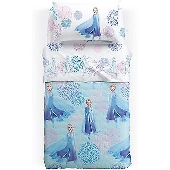 Elsa Frozen 2 Gewatteerde cover in Cotton Caleffi