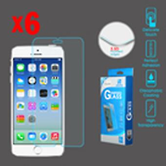 Asmyna 2.5D Tempered Glass Screen Protector for Apple iPhone 6s/6 - Clear