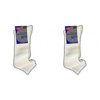 Silky Mens Dance Long Socks (1 Pair)