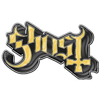 סיכת רוח רפאים תג קלאסי לוגו הלהקה החדשה דש מתכת רשמי