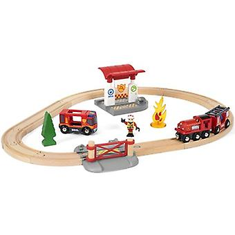 BRIO Rescue Fire Fighter Set 33815