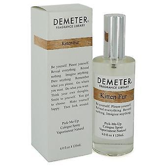 Demeter gatito piel Colonia Spray por Demeter 4 oz Colonia Spray