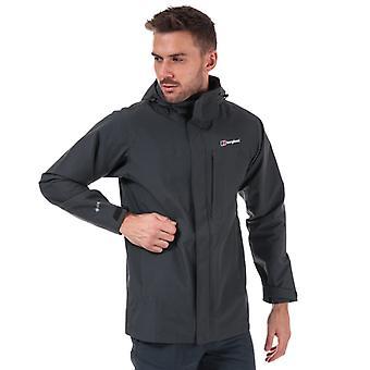 Men's Berghaus Hillwalker Gore-Tex Waterproof Long Jacket em Cinza