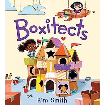 Boxitects by Kim Smith - 9781328477200 Book