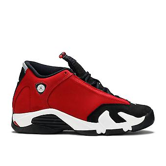 Air Jordan 14 Retro Gs & Gym Red-apos; - 487524-006 - Chaussures