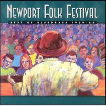 Festival Folk de Newport - Best of import USA Bluegrass [CD]