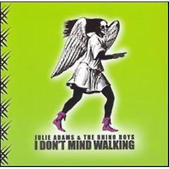 Julie Adams - I Don't Mind Walking [CD] USA import