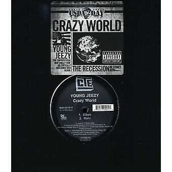 Young Jeezy - Crazy World [Vinyl] USA import