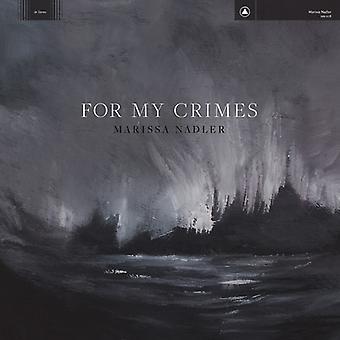 Nadler*Marissa - For My Crimes [CD] USA import