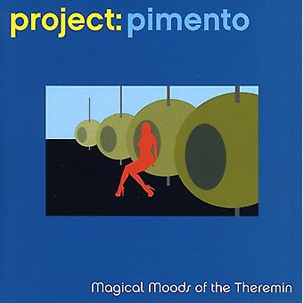 Project: Pimento - Magical Moods of the Theremin [CD] USA import