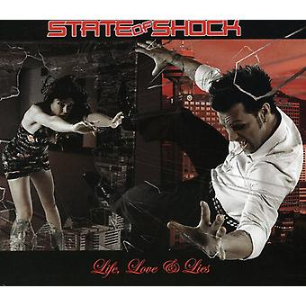 State of Shock - Life Love & Lies [CD] USA import