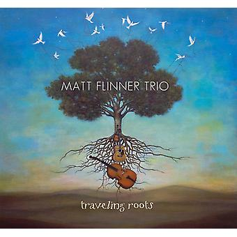 Matt Flinner - Traveling Roots [CD] USA import