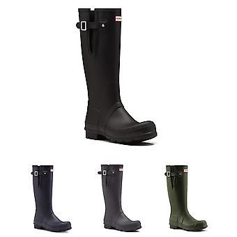 Mens Hunter Original Side Adjustable Winter Snow Rain Wellington Boots