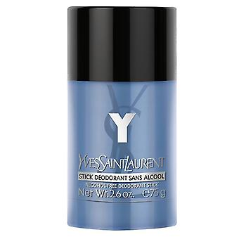 Yves Saint Laurent Y for Men Deodorant Stick 75g