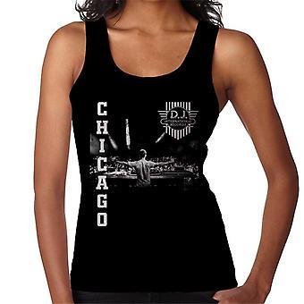 DJ International Chicago Live Women's Vest