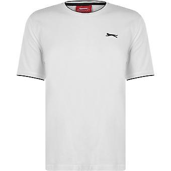 Slazenger getipt T-shirt Mens