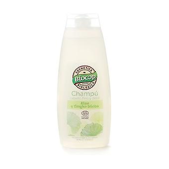 Shampooing à l'aloès et au ginkgo biloba 400 ml