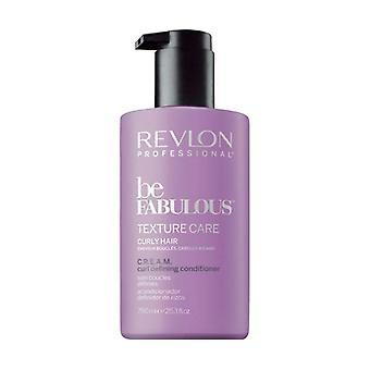 Be Fabulous Curly Conditioner 750 ml
