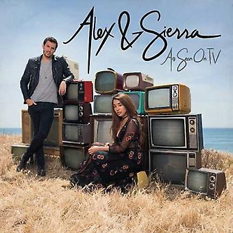 Alex & Sierra - som sett på TV [DVD] USA import