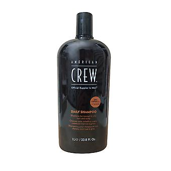 American Crew Daily Shampooing 33.8 OZ