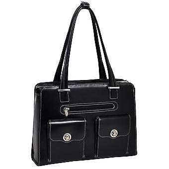 96625, W Series Verona Black Bag