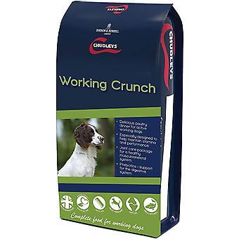 Chudleys munka Crunch - 15kg