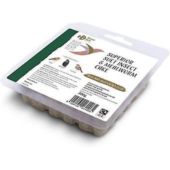 Henry Bell Superior Suet Rovar és Mealworm Cake