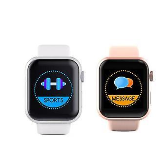 Wasserdichter Blutdruck, Herzfrequenz Tracker und Android Ios Smartwatch /