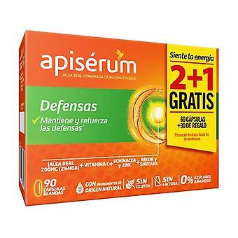 Pack Apiserum Verteidigung 2 + 1 kostenlos None