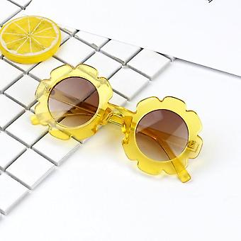 Lovely Flower Shaped-adorable Sunglasses