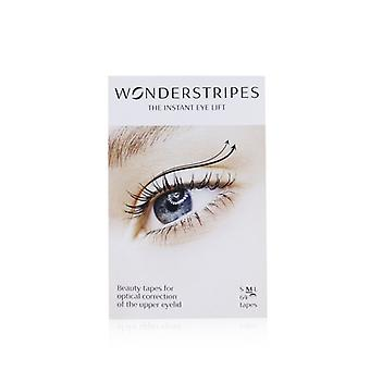 Wonderstripes The Instant Eye Lift Beauty Tapes (medium) - 64tapes