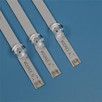 Backlight Strip For Led Tv-lg 32lb550u/32lb551u/32lb552u