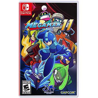 Mega Man 11 Nintendo Switch Game (#)