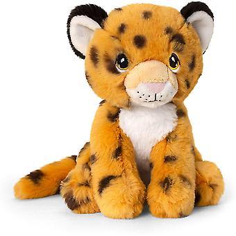 Keel Toys 18 Cm Keeleco Cheetah Soft Toy