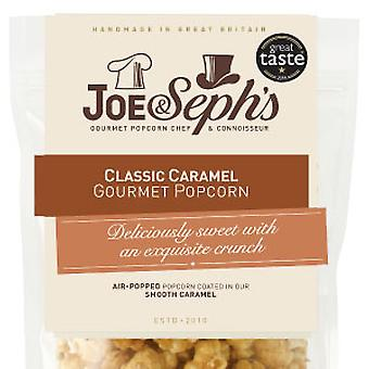 Klassisches Karamell Popcorn