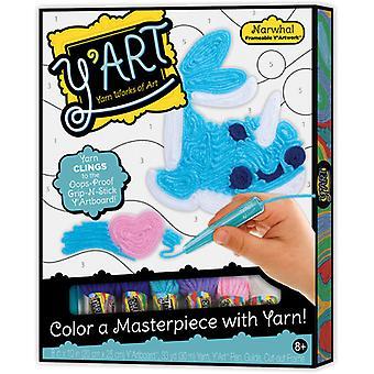 Yart Craft Kit Narwhal USA import