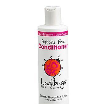 Ladibugs Inc Lice Prevention Conditioner, 8 Oz