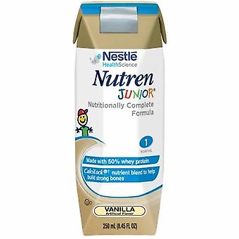 Nestle Healthcare Nutrition Pediatric Oral Supplement / Tube Feeding Formula, Vanilla Flavor, 8.45 Oz