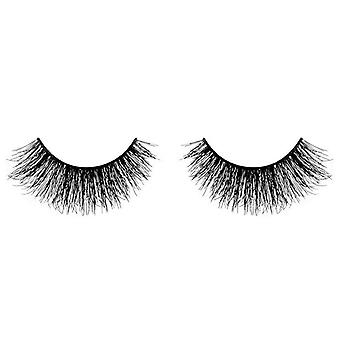 Red Cherry Night Out Strip Lashes - Blissful Eye - Latex Free Voluminous Strands