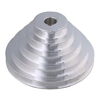 OD 54-150mm 5 Stap Pagoda Katrol distributieriem 20mm Boring voor een type V-riem