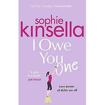 I Owe You One: The Number� One Sunday Times Bestseller