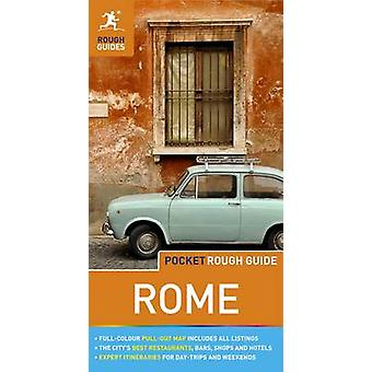 Pocket Rough Guide Rome  Travel Guide by Rough Guides