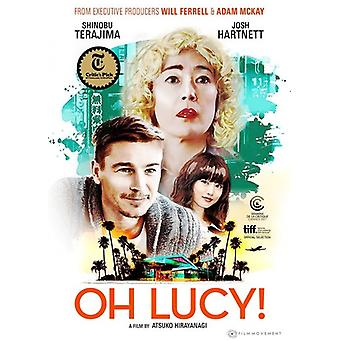 Oh Lucy [Blu-ray] USA import