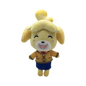 Animal Crossing Marshal Kawaii Pillow Figure Cat Plush Stuffed, Crossing Soft